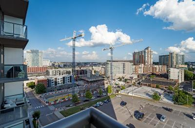 Nashville Condo/Townhouse For Sale: 1212 Laurel St. #911 #911
