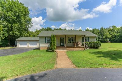 Robertson County Single Family Home For Sale: 119 Harding Ln