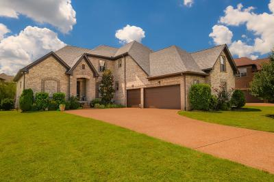 Hendersonville Single Family Home For Sale: 333 Crooked Creek Lane