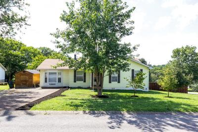 Nashville Single Family Home For Sale: 600 Ashlawn Ct