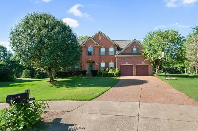 Franklin Single Family Home For Sale: 530 Antebellum Ct