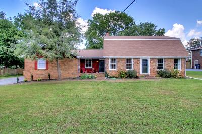 Hermitage Single Family Home For Sale: 4068 Port Cleburne Ln