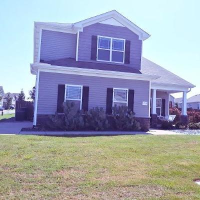Murfreesboro Rental For Rent: 1705 Coyln Av