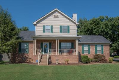 Antioch Single Family Home Active Under Contract: 3441 Shakertown Rd