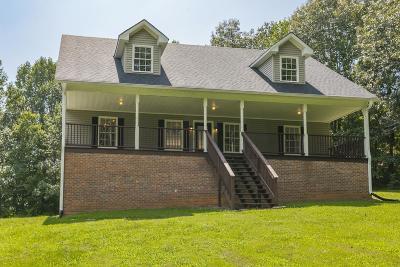 Robertson County Single Family Home For Sale: 3951 Kinneys Rd
