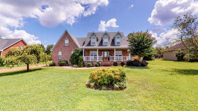 Sumner County Single Family Home For Sale: 121 Ewing Dr