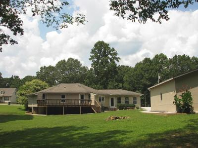 Dickson Single Family Home For Sale: 124 Friar Tuck Dr