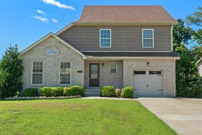 Clarksville Single Family Home For Sale: 968 Silty Dr