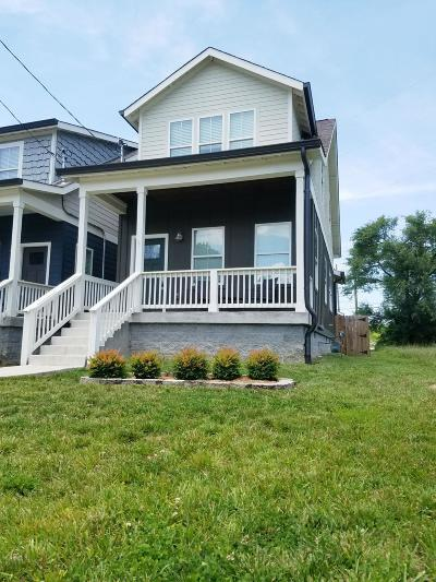 Nashville Single Family Home For Sale: 5506A New York Ave