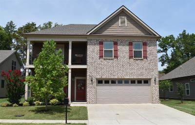 Murfreesboro Single Family Home For Sale: 3218 Mapleside Ln