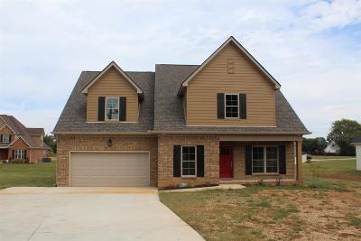 Murfreesboro Single Family Home For Sale: 2652 West Jefferson Pike