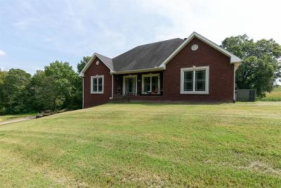 Robertson County Single Family Home For Sale: 5879 Buzzard Creek Rd