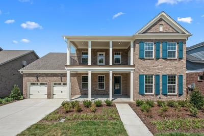 Sumner County Single Family Home For Sale: 135 Ashington Circle