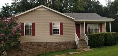 Clarksville Single Family Home For Sale: 3402 Timber Trce