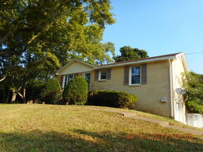 Clarksville Single Family Home For Sale: 1982 Mark Ave