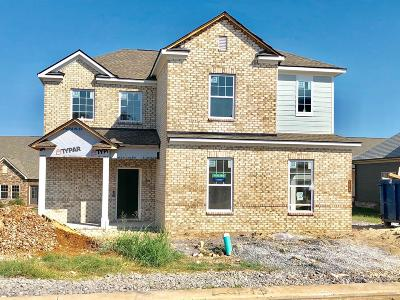 Murfreesboro Single Family Home For Sale: 3220 Rift Lane Lot 13