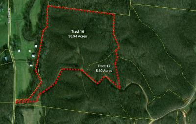 Dover Residential Lots & Land For Sale: Keel Hollow Rd - Section E