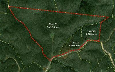 Dover Residential Lots & Land For Sale: Keel Hollow Rd - Section A