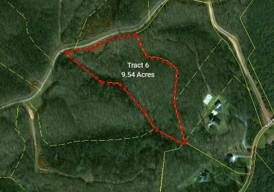 Dover Residential Lots & Land For Sale: Keel Hollow Rd - Tract 6
