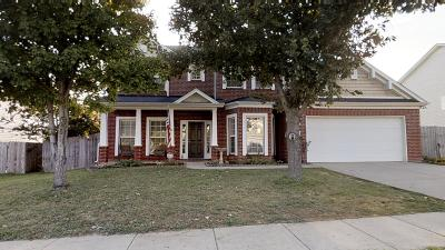 Spring Hill Single Family Home For Sale: 1718 Emma Cir