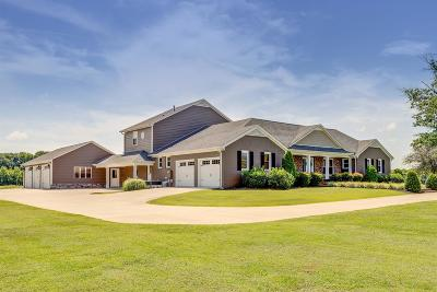 Maury County Single Family Home For Sale: 856 S Cross Bridges Rd