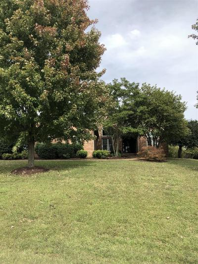 Robertson County Single Family Home For Sale: 307 Clearview Dr