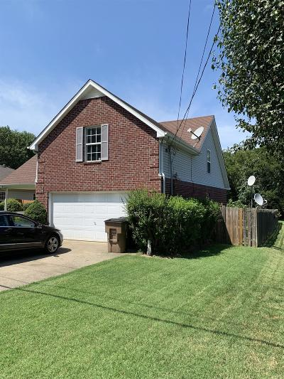 Antioch Single Family Home Active Under Contract: 5365 Sunnyvale Dr