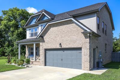 Murfreesboro Single Family Home For Sale: 538 Ruby Oaks Ln