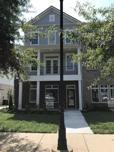 Smyrna Condo/Townhouse For Sale: 1019 Avery Park Drive