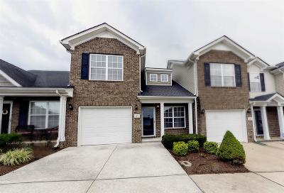 Spring Hill Condo/Townhouse For Sale: 3033 Soaring Eagle Way
