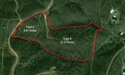 Dover Residential Lots & Land For Sale: Keel Hollow Rd - Section F