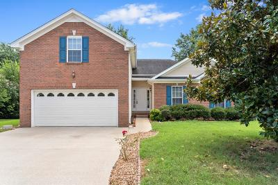 Clarksville Single Family Home For Sale: 1180 Connemara Way