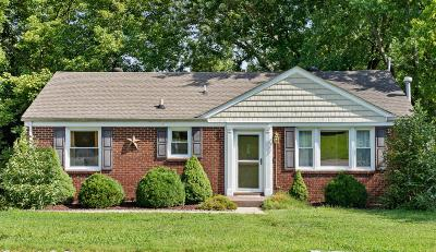 Clarksville Single Family Home For Sale: 2011 Montgomery Pkwy