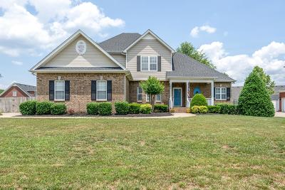 Murfreesboro Single Family Home For Sale: 290 Kevin Dr