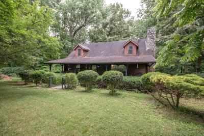 Robertson County Single Family Home For Sale: 8757 Byrums Chapel Rd