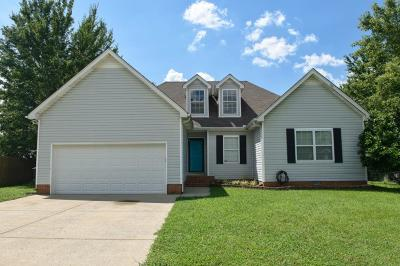 Murfreesboro Single Family Home For Sale: 1307 Edgewood Court