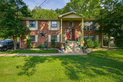 Nashville Single Family Home For Sale: 3105 Laurel Forest Dr