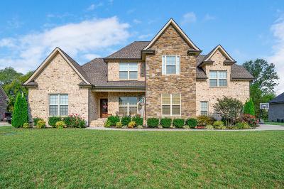 Christiana Single Family Home For Sale: 1415 Rhonda Dr