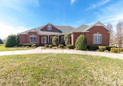 Winchester Single Family Home For Sale: 495 Franklin Heights Dr