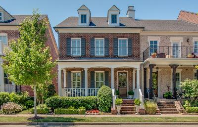 Franklin Single Family Home For Sale: 1373 Eliot Rd