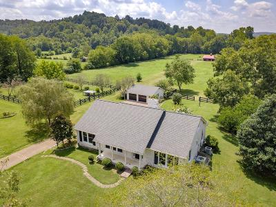 Franklin Single Family Home For Sale: 9563 Highway 96