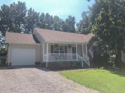 La Vergne Single Family Home Active Under Contract: 185 Merritt Dr