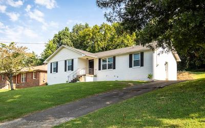 Nashville Single Family Home For Sale: 566 Huntington Pkwy
