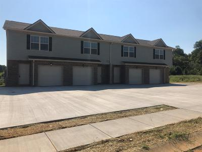 Clarksville Rental For Rent: 1997 Keeper Ct Unit D