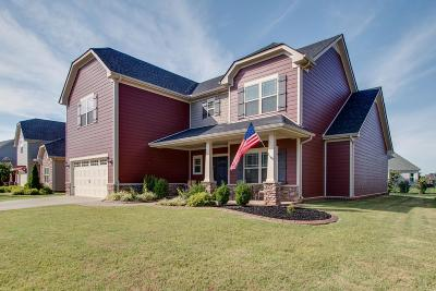 Murfreesboro Single Family Home For Sale: 4408 Puckett Creek Xing