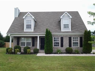 Rutherford County Rental For Rent: 1821 St Andrews Drive