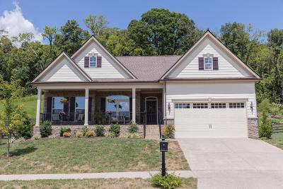 College Grove Single Family Home For Sale: 6777 Pleasant Gate Ln