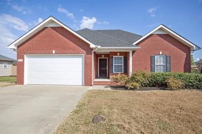 Rutherford County Rental For Rent: 4914 Ark Lane