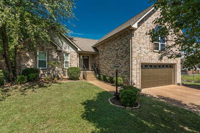 Sumner County Single Family Home For Sale: 108 Waterford Way