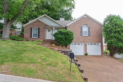 Nashville Single Family Home For Sale: 1804 Champions Dr